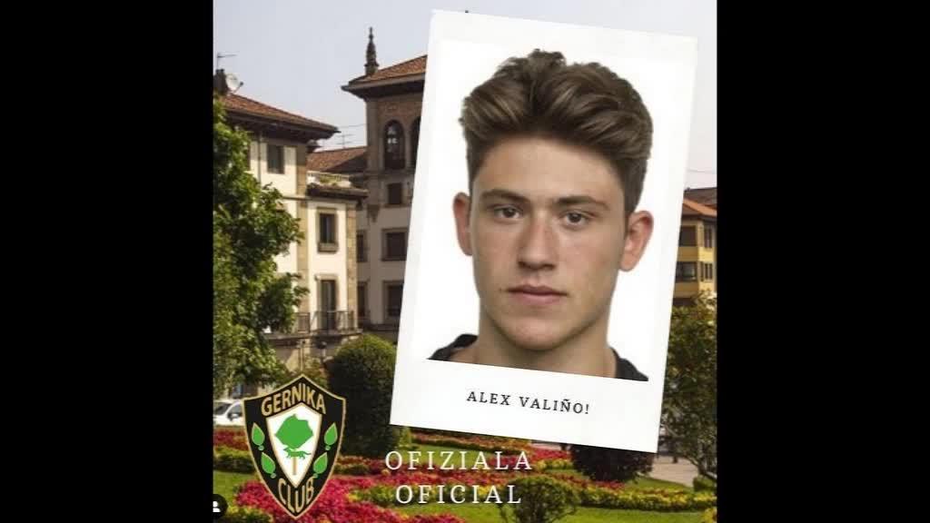 Alex Valiño Gernikara