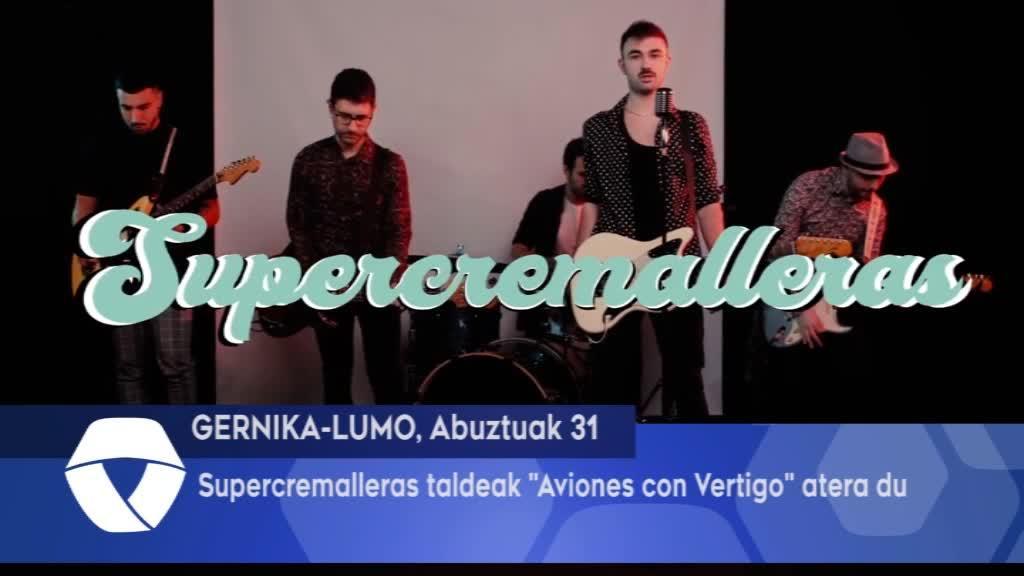"Supercremalleras taldeak ""aviones con vertigo"" atera du"
