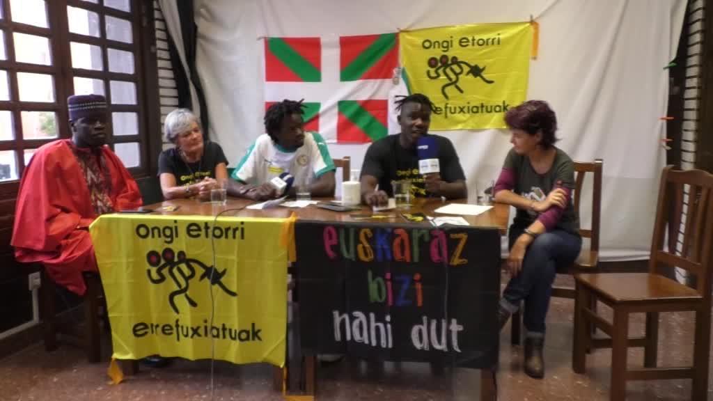 Ongi Etorri Errefuxiatuak, Bermeora eta Euskal Herrira