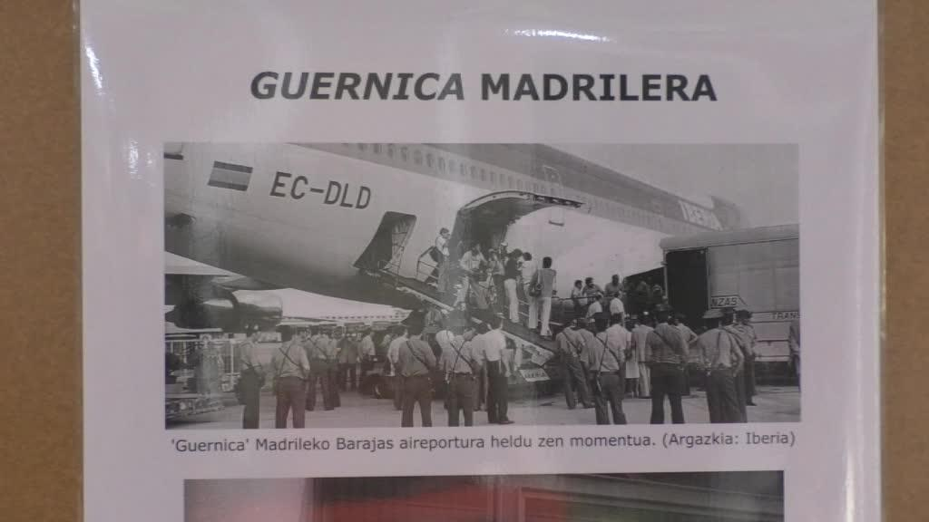 """""""Guernica"""", Gernikara, herri baten aldarrikapena"""