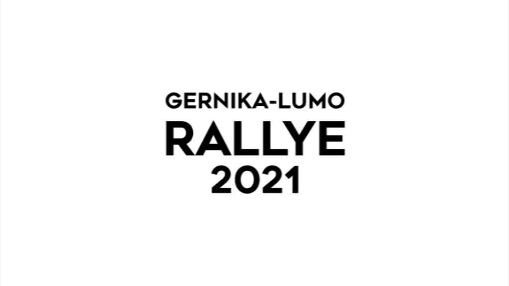Gernika-Lumoko Rallye-a 2021