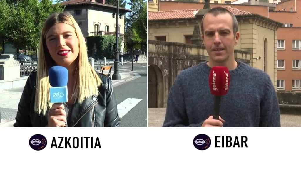 Euskaraldia - Azkoitia eta Eibar