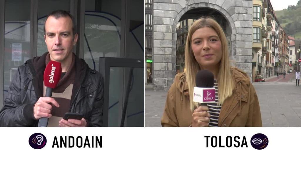 Euskaraldia - Tolosa eta Andoain