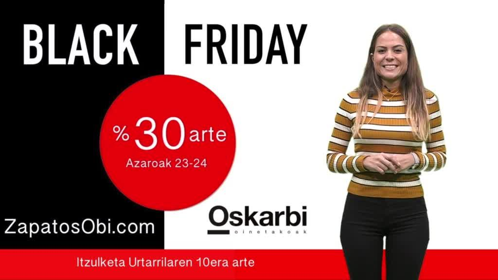 BLACK FRIDAY OSKARBIN