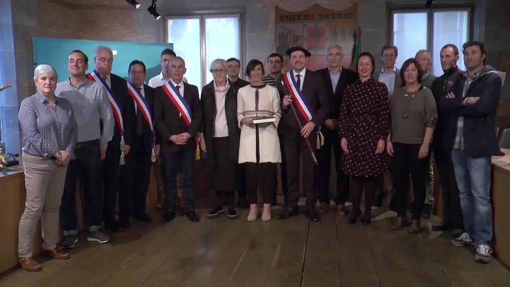 Charleville-Mézières herriarekin senidetu da Tolosa