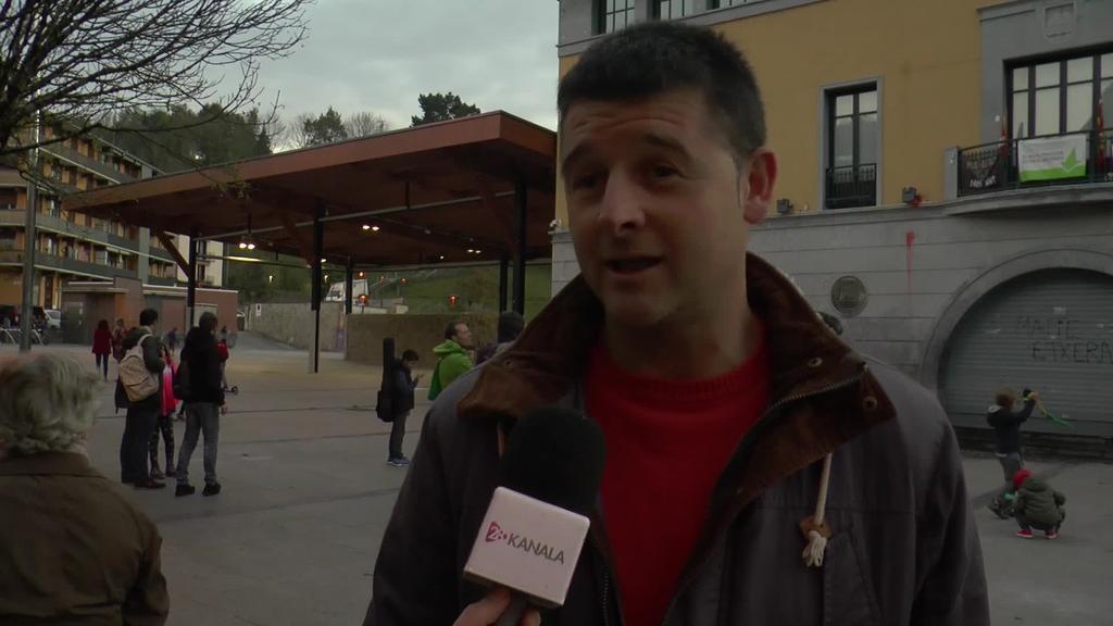 Igor Zapirain izango da EHBilduko Ibarrako alkategaia