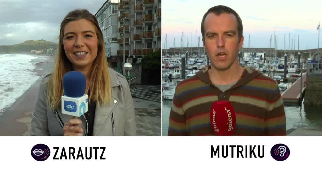 Euskaraldia -  Zarautz eta Mutriku