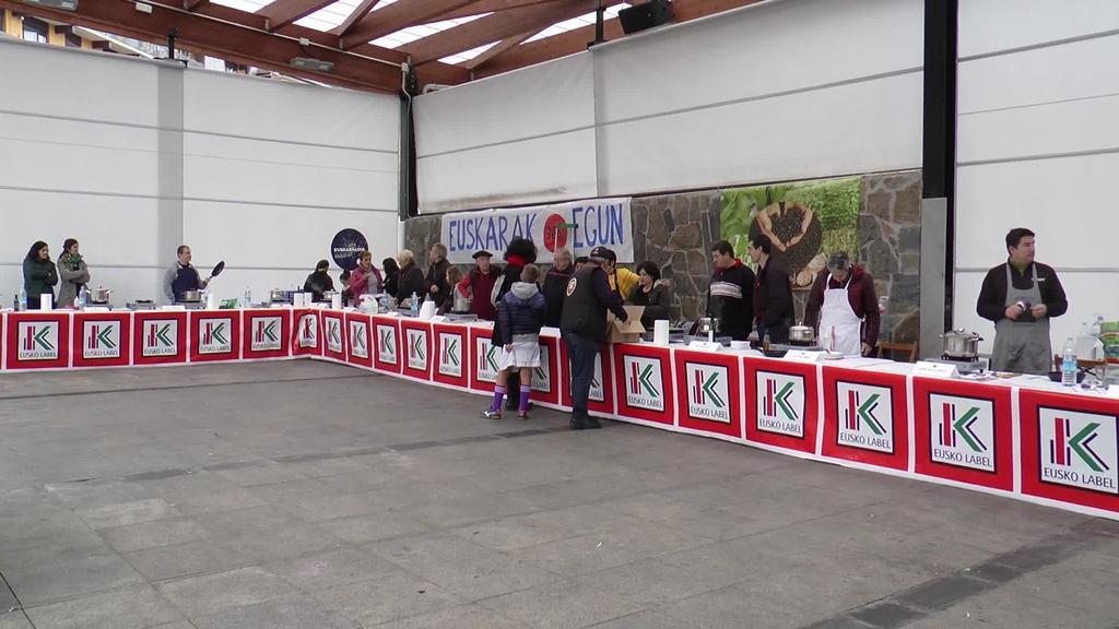 16 bikotek hartu zuten parte Hauspoa elkarteak antolaturiko IX. Babarrun Festan
