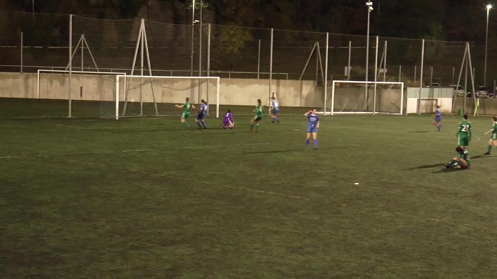 Tolosa C. F.-k 5-2 irabazi dio Leioako  Emakumeak taldeari