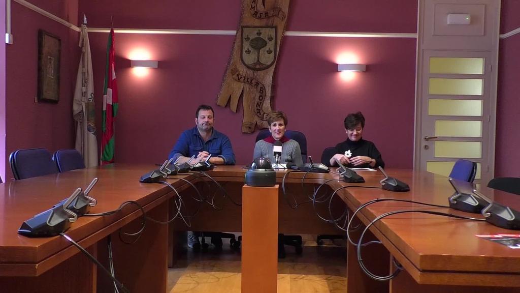 Kultur programazio zabala aurkeztu du Villabonako Udalak datozen egunetarako