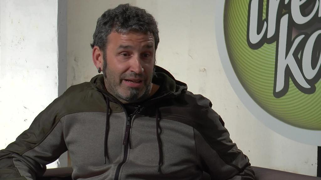 Ireki Kaxa. Alain Irazu