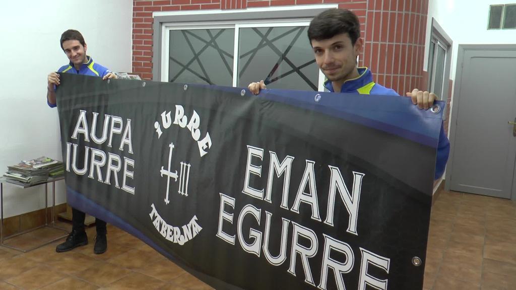 Iurre tabernak 2ºB mailako Otxartabe taldearen aurka jokatuko du Euskal Kopako final laurdena