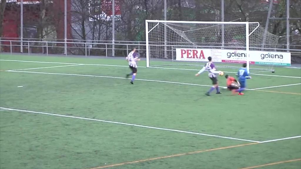 Arrasaten 0-6 irabazita garaipenaren  bidera itzuli da Tolosa