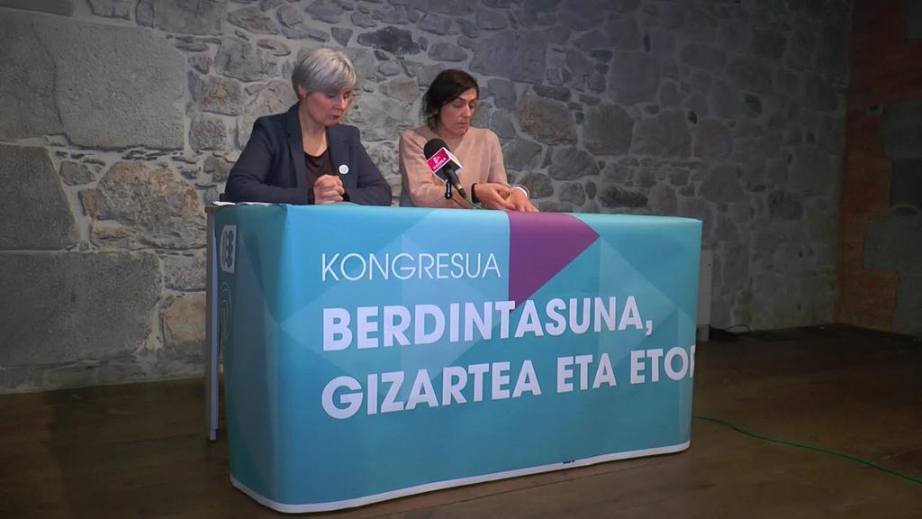"""Otsailaren 14 eta 15ean Leidor aretoa hartuko du  """"Feminismoa 4.0""""  kongresuak"""
