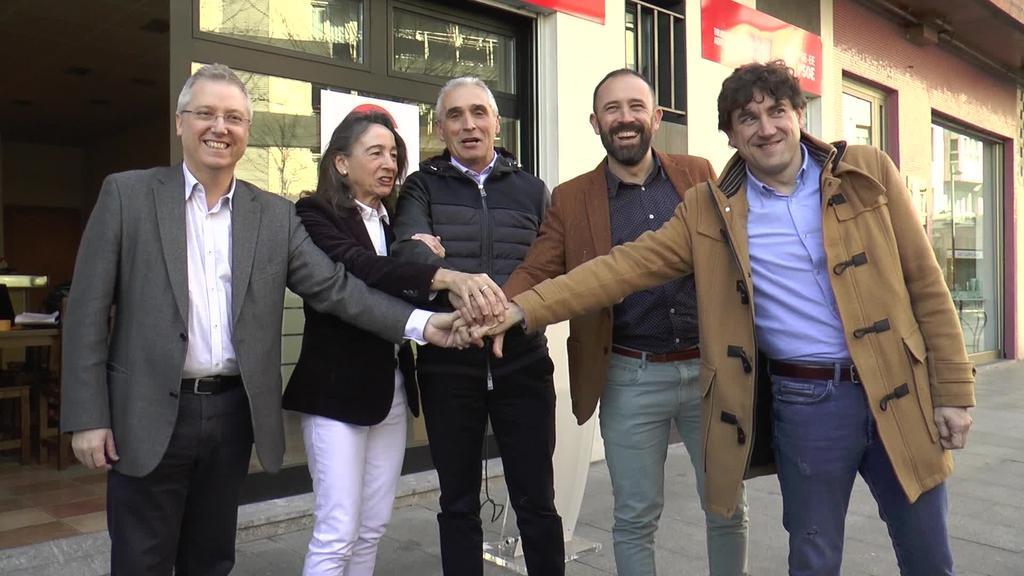 Joxemari Villanueva izango da Tolosako PSE-EEren  hautagaia