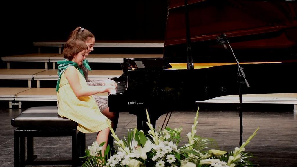 Andoaingo Piano Jaialdia