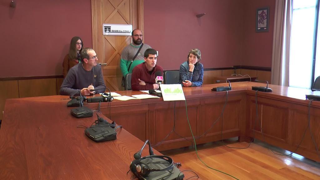 Ibarrako Udal Gobernuak 2015-2019 legegintzaldiaren  balatze positiboa egin du