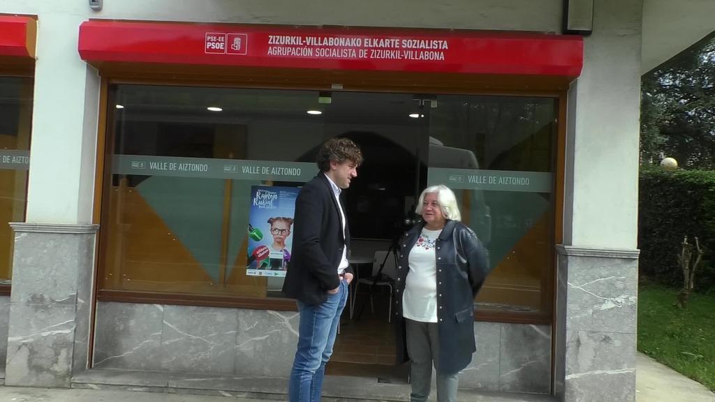 Maria Luisa Arija PSE-EE-ren izenean aurkeztuko da Amasa-Villabonako alkategai