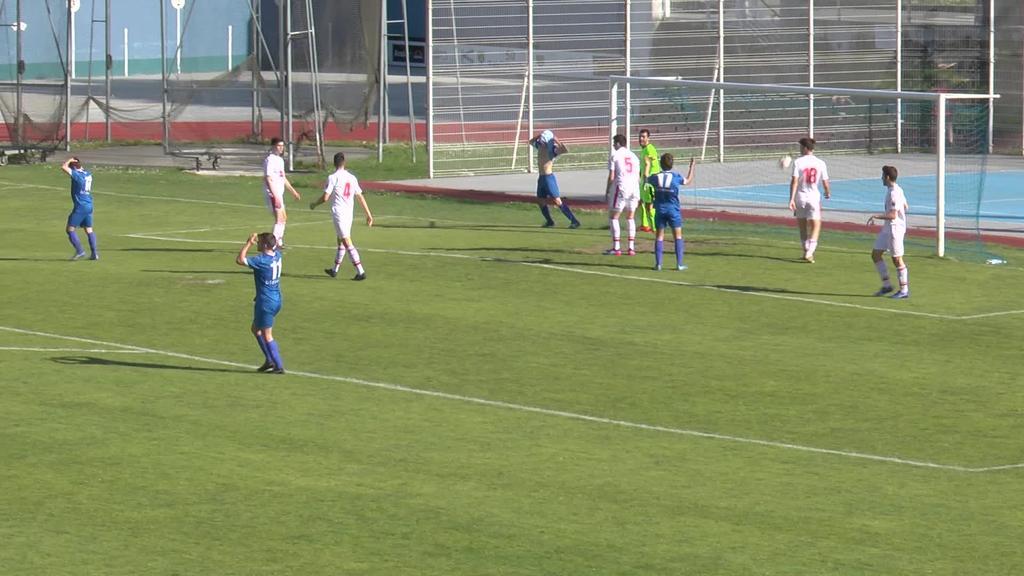Garaipena merezi bazuen ere, 0-2 amaitu zuen Tolosa CF-k Eibarren aurka
