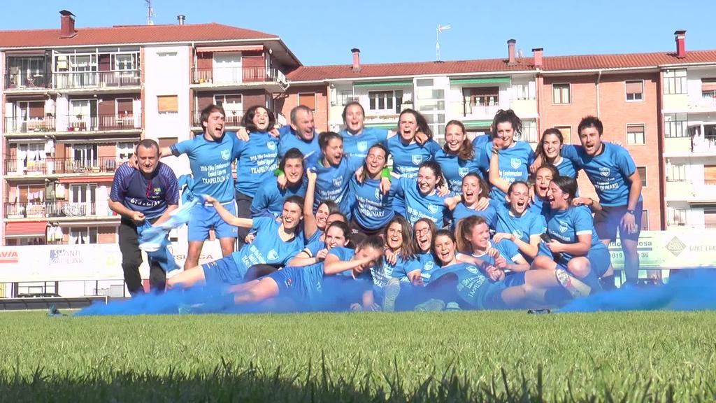 Euskal Liga irabazi ondoren Bigarren Mailan jokatuko du Tolosa C.F.-k