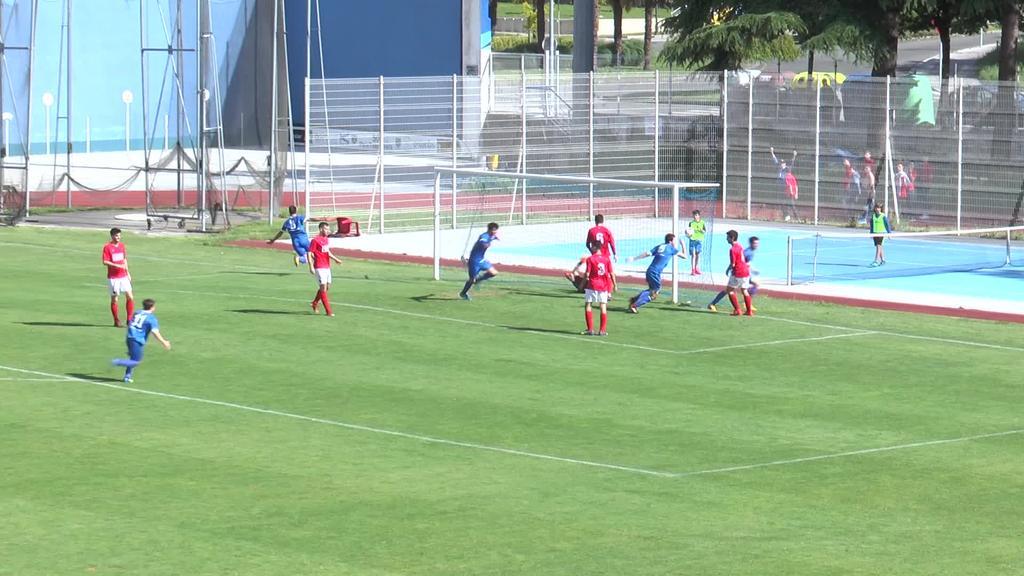 Aurkari zuzenari irabazi ondoren bigarren postua lortzeko aukera du Tolosa CF-k