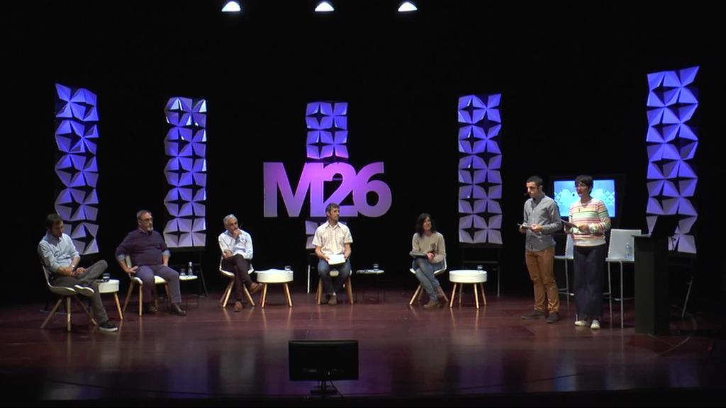 M26-Tolosako alkategaien arteko mahai ingurua