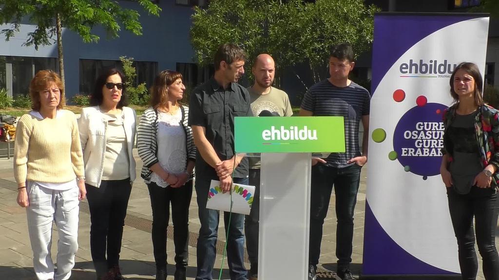 Ospitale publikoaz partaidetza prozesua proposatu eta EAJri egiazko konpromisoa exijitu dio Tolosaldeko EH Bilduk
