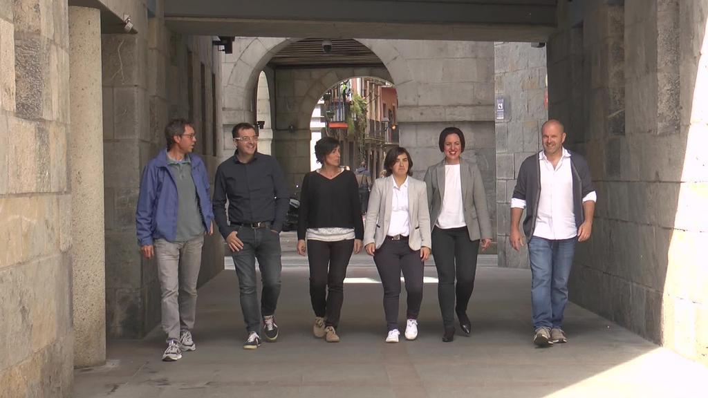 Gobernu onaren alorreko proposamenak aurkeztu ditu  Tolosako EAJk