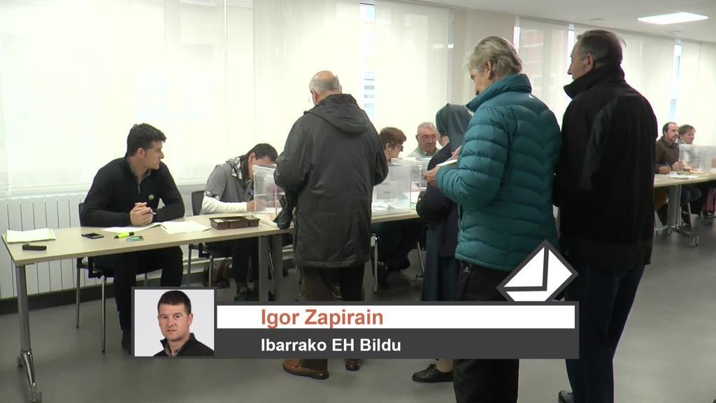 Igor Zapirainen balorazioa