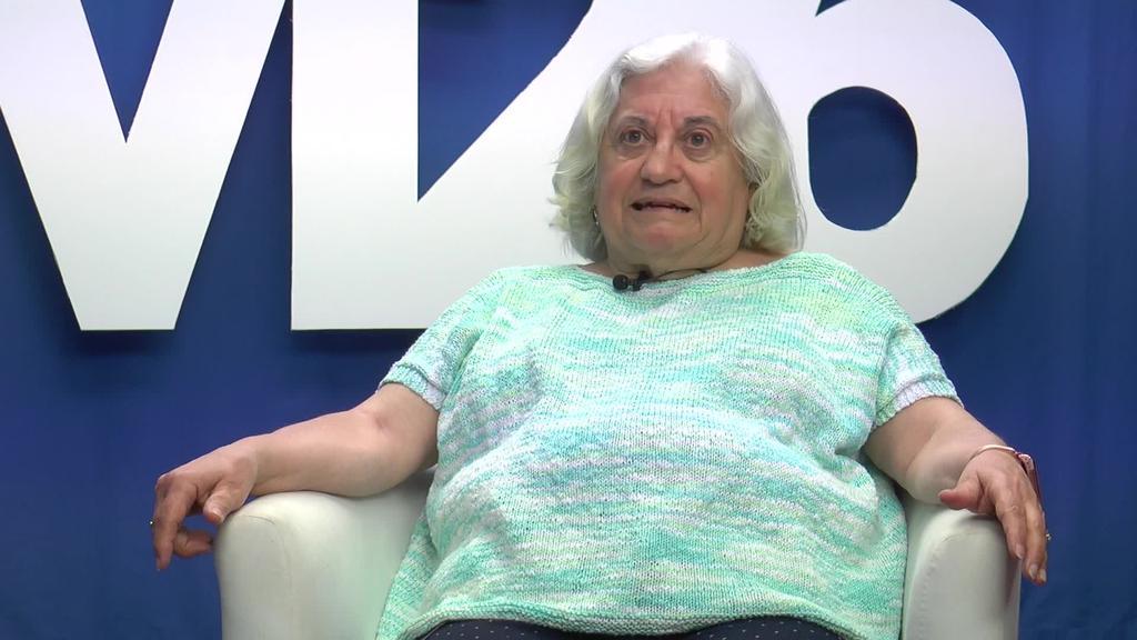 Maria Luisa Arija Amasa-Villabonako PSE-EEko zerrendaburua pozik agertu da lortutako emaitzekin