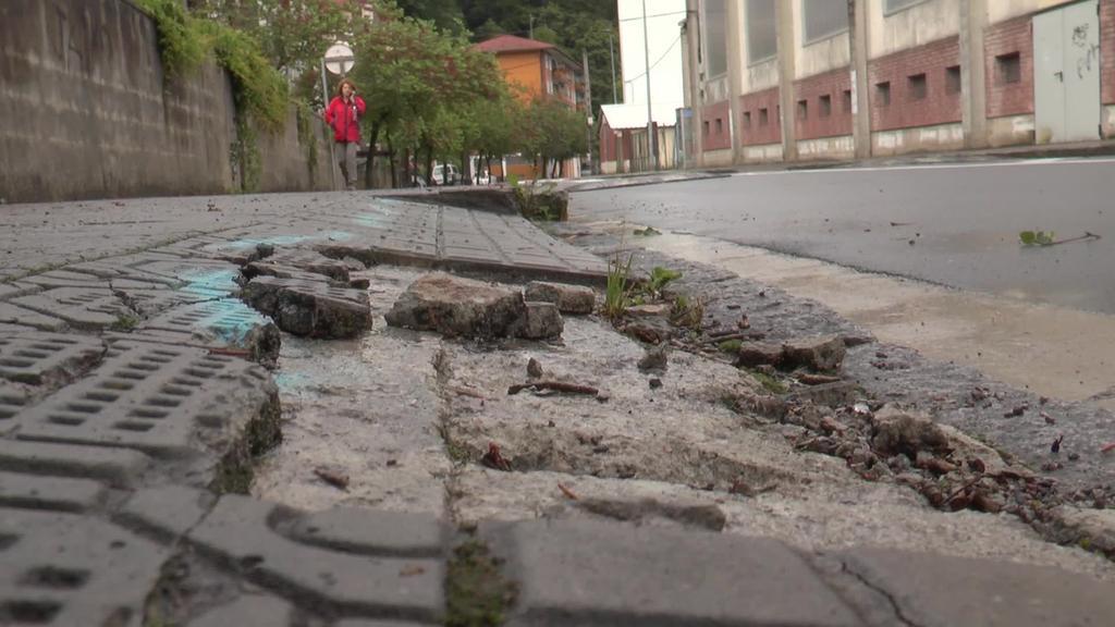 Tolosako Udalak hainbat urbanizazio konponketa  egingo ditu San Esteban auzoan