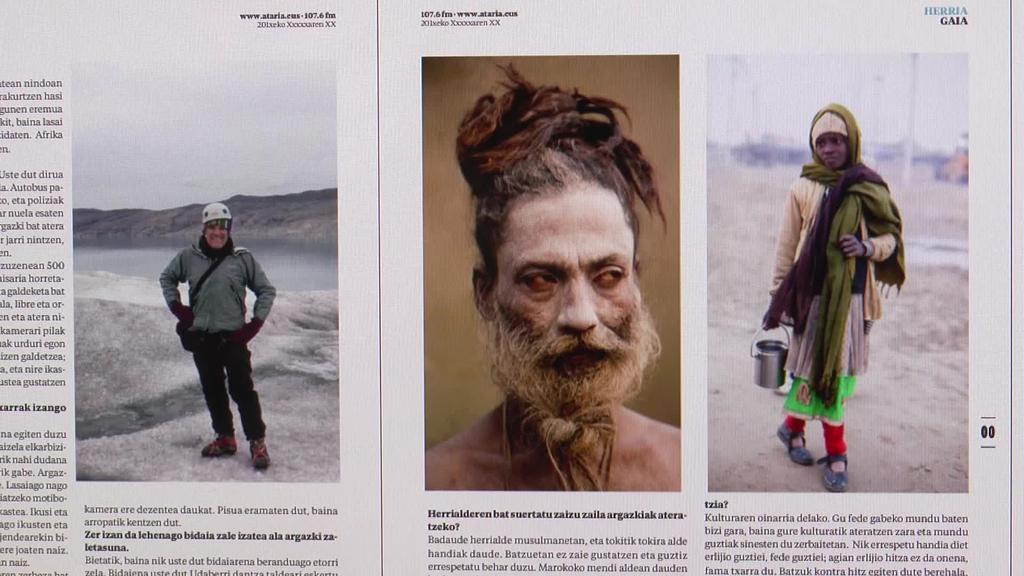 Tolosaldeko arraunlariek eta Fernando Rojok hartuko dute Tolosaldeko Atariaren aldizkariko tarte nagusia