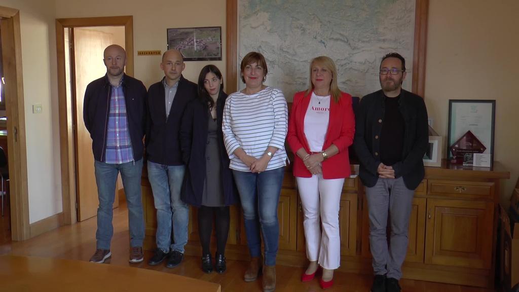 Maria Teresa Arana Perez izendatu dute Larraulgo alkate