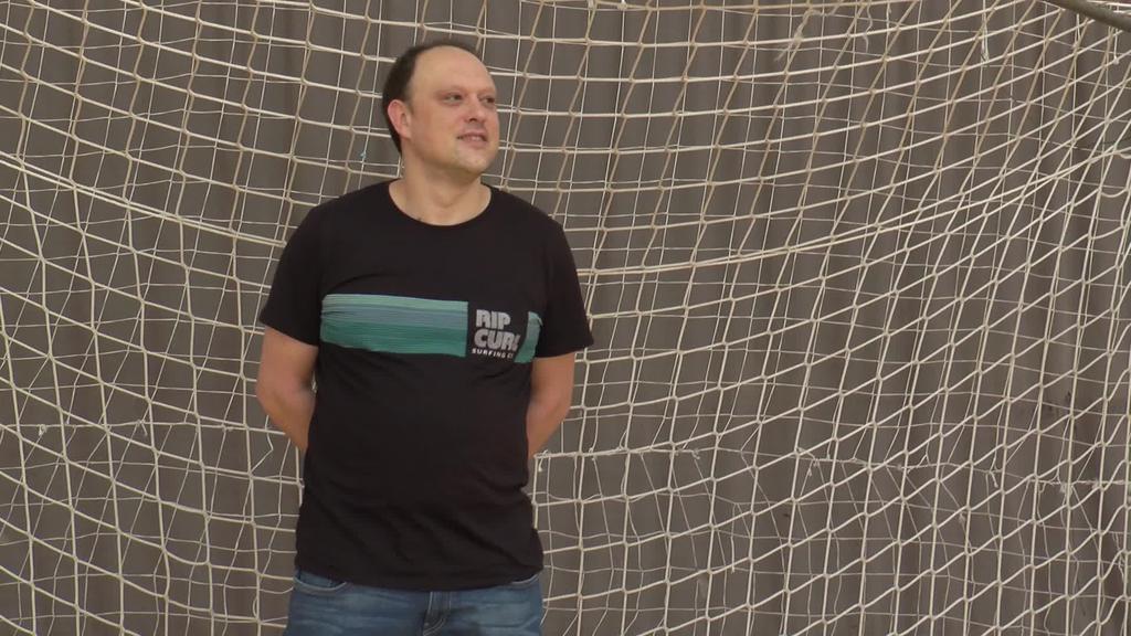 Jon Iraolak entrenatuko du Tolosa Eskubaloiko  lehenengo taldea