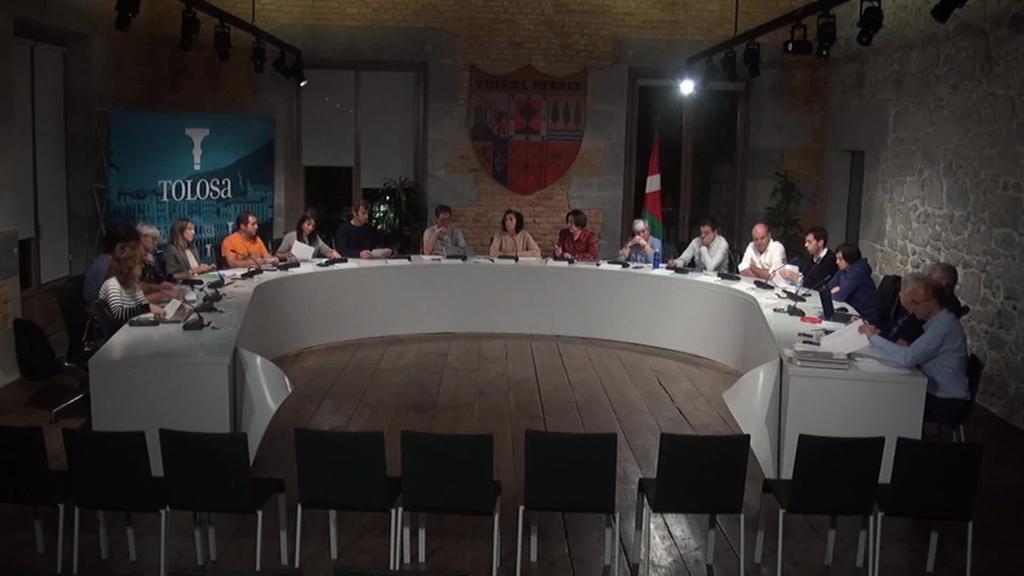 Tolosako Udalaren Osoko Bilkura 2019-10-31