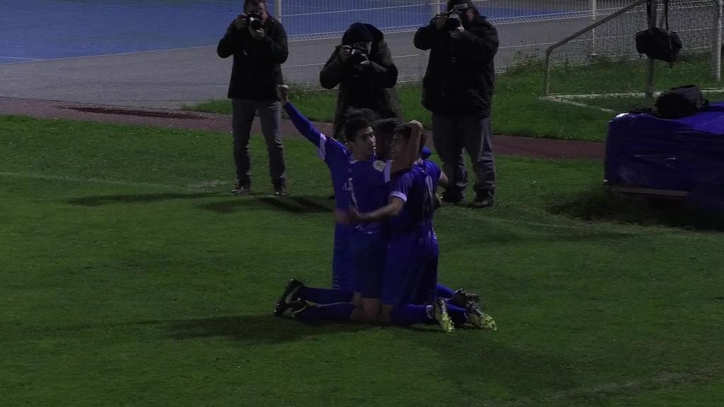 Lehen Mailako talde baten aurka jokatuko du  Tolosa CFk Errege Kopako hurrengo kanporaketan