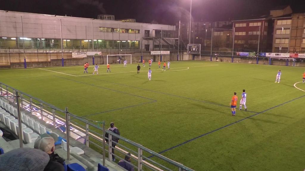 Gustura dago Tolosa CF Beasainen  lortutako puntuarekin