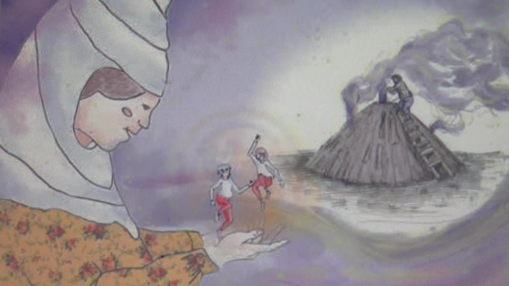 Olatz Lasa kazetariak Aiurriko hamaboskariko xehetasunak kontatu dizkigu