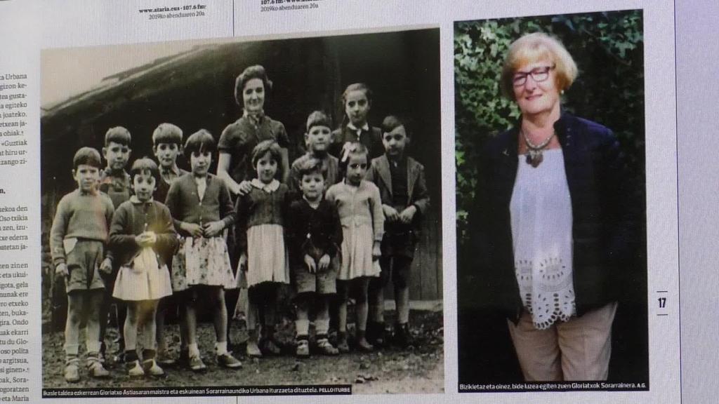Naiara Roldan de Aranguizek Tolosaldeko Atariako astekariko nondik norakoak azaldu dizkigu