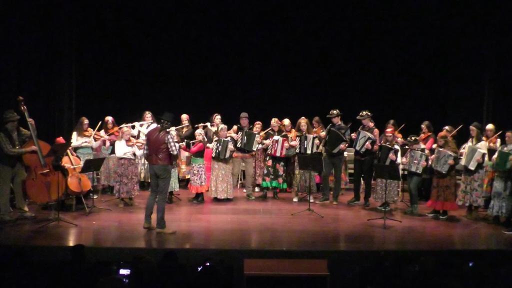 Tolosako Musika Eskolaren Iñauterietako kontzertua