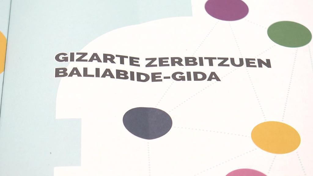 Tolosako Udalak Gizarte Zerbitzuen gida irakurterraza plazaratu du