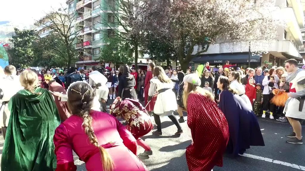 Tolosako Iñauteriak 2020
