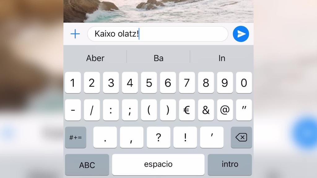 Olatz Peon Tolosako alkatearekin zuzenean  Whatsapp bidez hitz egiteko aukera jarri du Udalak