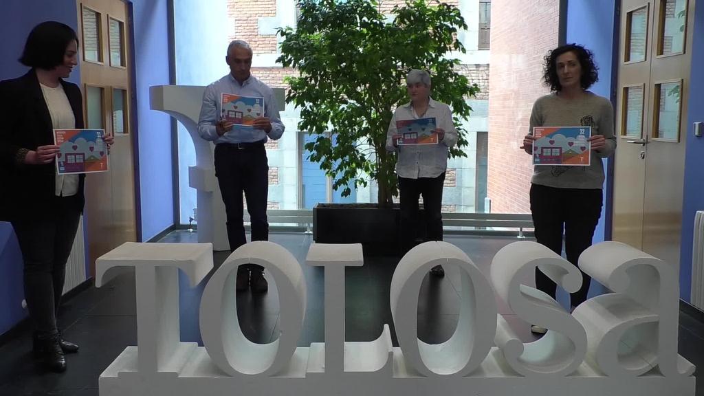Tolosako udalak 1,3 milioi euroko diru  funtsa sortu du, Tolosa babestu eta sustatzeko