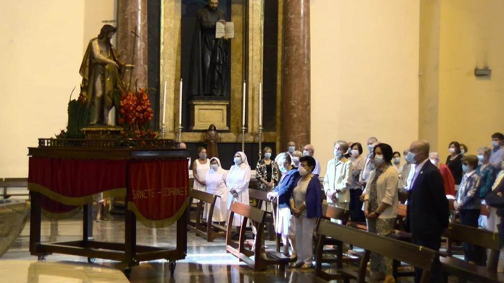 San Joan eguneko Meza Nagusia