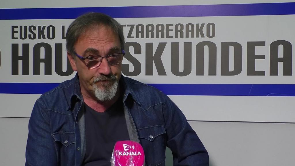 """Pello Atxukarro """"koalizioa oraindik ez da asimilatu"""""""