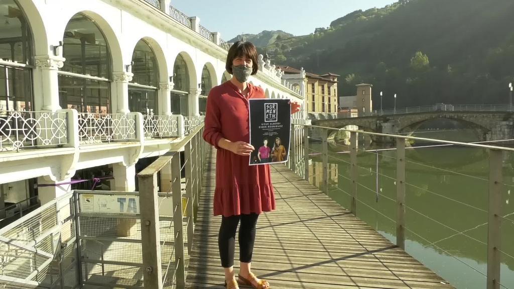 Uxue Alberdi eta Eider Rodriguez izango dira  larunbatean Sormenetiken