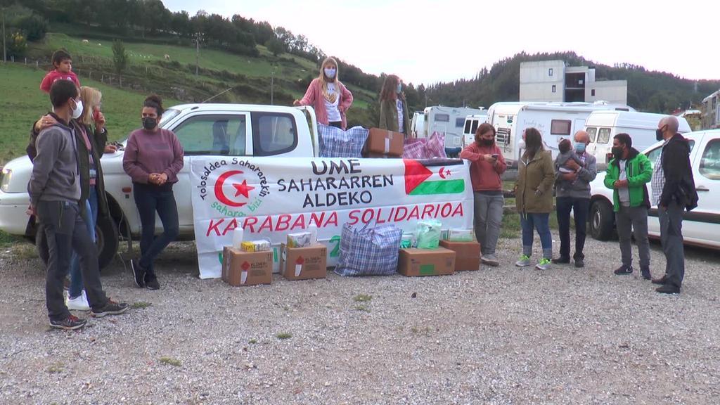 Bigarren Karabana Solidarioa hasiko du Tolosaldea Sahararekin elkarteak urriak 5ean