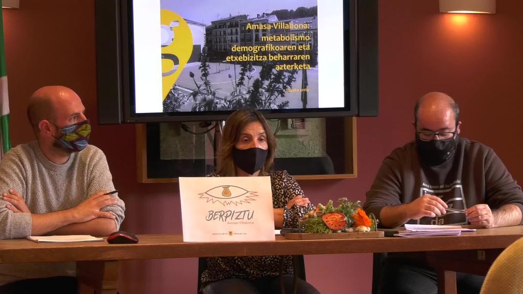 Amasa-Villabonako udalak etxebizitza politika  berria garatuko du 2021tik aurrera