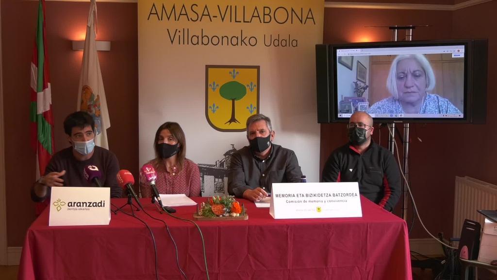 Amasa-Villabonako Memoria eta Bizikidetza Batzordeak azken hamarkadetan izandako giza eskubideen urraketak ikertuko ditu